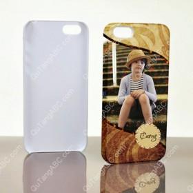 In hình lên vỏ iPhone 5 3D