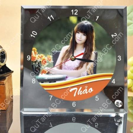 đồng hồ in hình